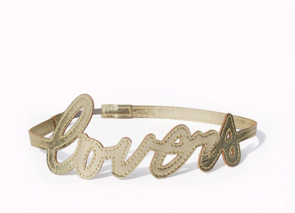 Lovers Hairband Gold